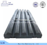 Manganese Steel Sandvik Cj615 Jaw Crusher Parts Jaw Plate