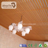 Artifical Wood Ceiling with Curve Style