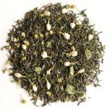 Green Tea with Mint and Jasmine Flavor