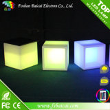 Decoration Multiple Color LED Cube Bucket