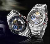 2017 Luxury Brand Men′s Skeleton Automatic Mechanical Watch