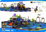 New Commercial Kids Plastic Outdoor Playground (YL-K161)