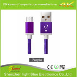 Whoesale Colorful Micro USB 2.0 Cable