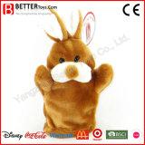 Soft Bunny Plush Animal Stuffed Rabbit Hand Puppet