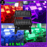 China Cheap 72X12W City Color Outdoor LED Stage Lights