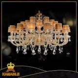 Decoration Crystal Chandelier for Hotel Lighting (KAMD88025-16+8+6)
