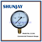 100 Inch Commercial Pressure Gauge