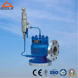 Pilot-Operated Pressure Safety Relief Valve (GAA46F/GAA46H/GAA46Y)