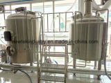 Stainless Steel 2 Vessel Brewhouse System