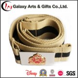 Garment Accessories of Military Cotton Webbing Man's Waist safety Metal Belt with Buckle Belt