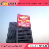 Full Waterproof Transparent LED Video Custain, P16 LED Video Advertising