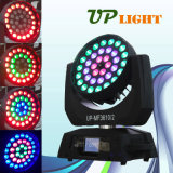 2017 36PCS*10W RGBW 4in1 Aura LED Wash Moving Head