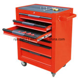 Multi-Functional Garage Tool Cabinet and Workbench