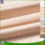 Home Textile Woven Polyester Waterproof Flocking Blackout Fabric for Curtain and Sofa