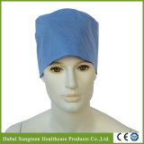 Disposable SMS Surgeon Cap with Elastic at Back