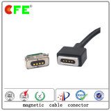 12V Magnetic Cable Connector Male and Female for Medical Equipment