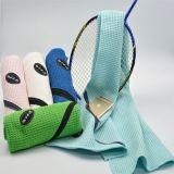 Sports Towels Cotton Towel with Various Patterns