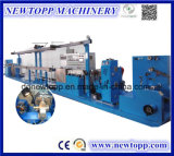 Micro-Fine Teflon Coaxial Wire Cable Extruding Production Line