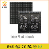 Indoor P6mm SMD3528 3in1 High Quality HD LED Display Module