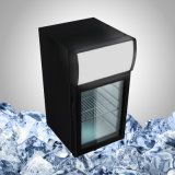 Table Cooler with Glass Door for Drink Promotion