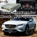 Car Video Interface for Mazda 2 3 6 Cx-3 Cx-4 Cx-5 Cx-9 Mx-5 Atenza Axela Demio, Android Navigation Rear and 360 Panorama Optional