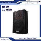 Good Price Single 10 Inch Professional Speaker Box (RF 10)