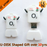 T-Shirt Sports Gift Jersey Outfit USB Memory Disk (YT-JO)