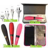 High Quality LCD Electric Hair Straightening Brush