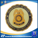 High Quality 3D Promotion Challenge Coin with Magnet (Ele-C015)