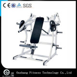 China Gym Equipment Hammer Strength Machine ISO-Lateral Super Incline Press OS-H008