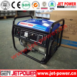 650W Single-Cylinder Portable Gasoline Inverter Generator with Ie45 Engine