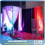 China Newest Product Colorful LED Star Curtain for Wedding/Big Commercial/LED Star Effect