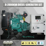 50Hz 14kVA Open Type Diesel Generator Powered by Cummins (DC14KE)