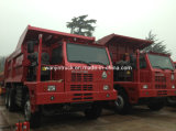 HOWO Mining Zz5707s3840aj Dump Truck