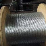 Galvanized Steel Wire Rope, Steel Cable 1*7 7/0.33mm