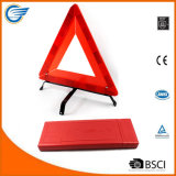 Roadway Safety Reflective Emergency Warning Triangle for Car