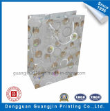 Special Glossy Silver Paper Gift Packaging Bag