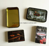 Playingcards with Tin Packing, Tin Box