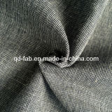Cotton Linen Yarn Dyed Fabric (QF13-0735)