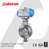 Pneumatic Wafer High Performance Butterfly Valve