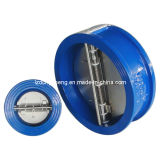 ANSI & DIN Wafer Double Disc Swing Check Valve