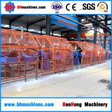 630/800 Skip Bunch Stranding Machine Copper Wire Buncher Machine