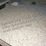 Rusty Yellow Granite G682 Granite Slabs & Tiles, Sunset Gold Granite