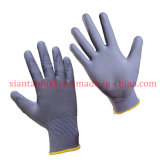 PU Coated Working Gloves, Polyester Shell