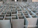 G603/Grey Grantie/Granite Tile/White Granite Natural Stone for Cubestone/Step/Pave/Kerbstone/Tile/Tombstone/Risers/Flooring