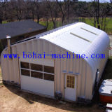 Bohai Screw-Jointed Steel Arch Building Machine