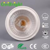5W GU10 High Bright COB LED Home Spotlight