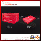 Plastic Folding Tool Storage Box Mould From Heromould