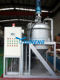 Yuneng Recycle Tire Oil Machine Making Fuel Oil Plant