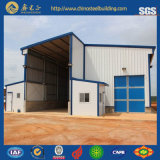 Steel Structure Warehouse/ Prefabricated Steel Structure Workshop (SSW-89)
